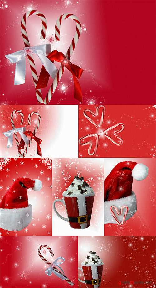 Stock Photo - Christmas backgrounds 2