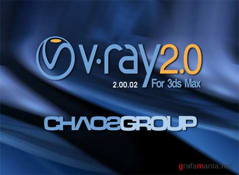 V-Ray 2.00.02 for 3ds Max 9; 2008; 2009; 2010; 2011 x32/x64 (2010)