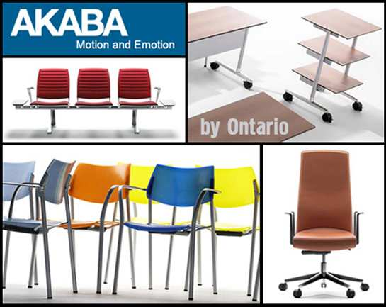 "3D Models Furniture ""Akaba"""