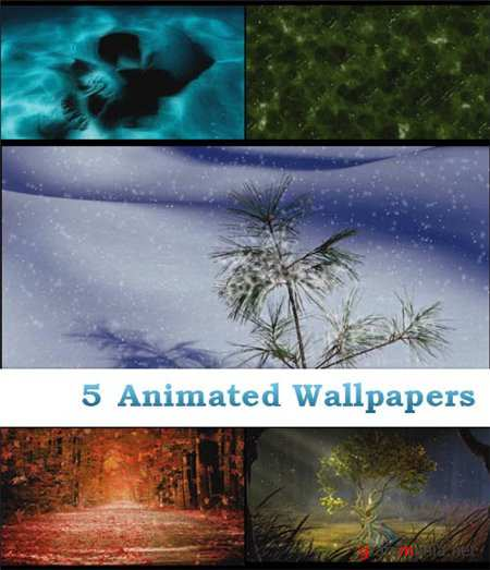 5 Animated Wallpapers for Windows 7