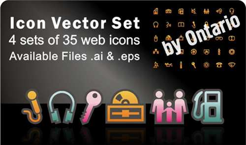 Icon Vector Pack