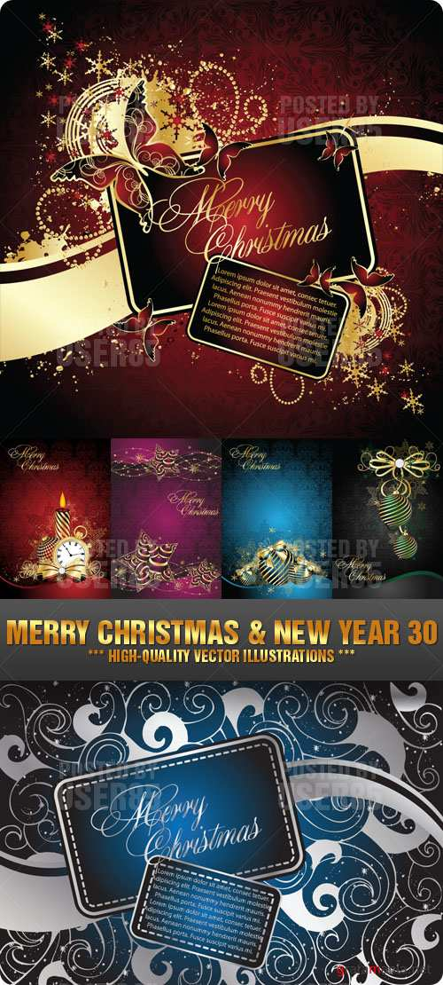 MERRY CHRISTMAS & NEW YEAR 30