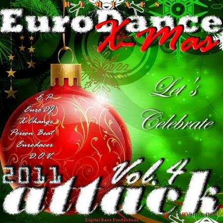 EuroDance Attack vol.4 (2010)