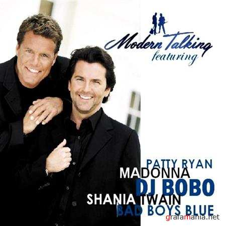 Modern Talking - Featuring (2010)