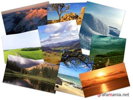 50 Wonderful Landscapes HQ Wallpapers