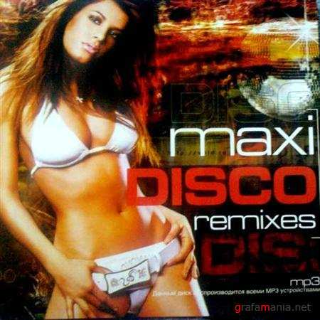 Maxi Disco Remixes (2010)