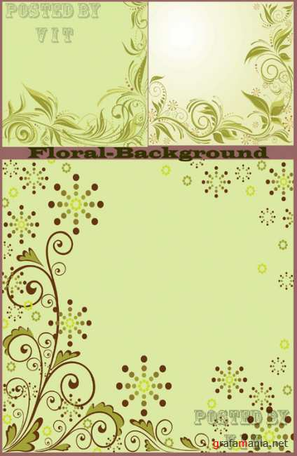 Floral Backgrounds 94