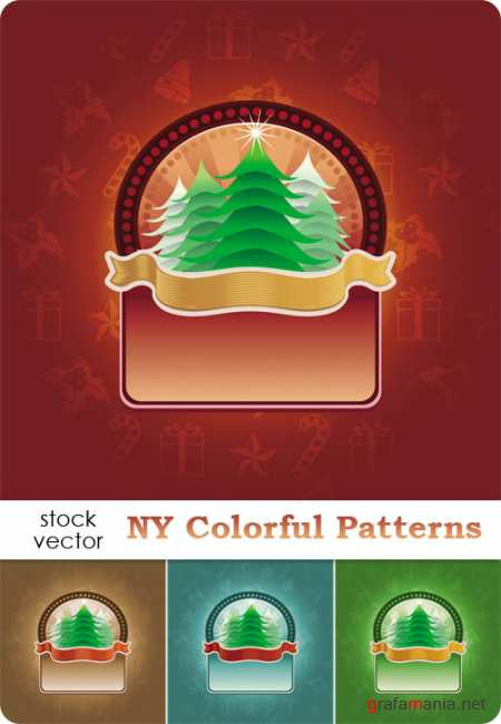 ��������� ������� - NY Colorful Patterns