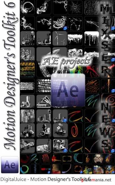 Toolkit 6 (AE Projects & Vectors)