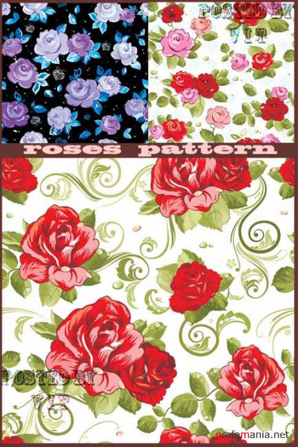 Roses Pattern 20