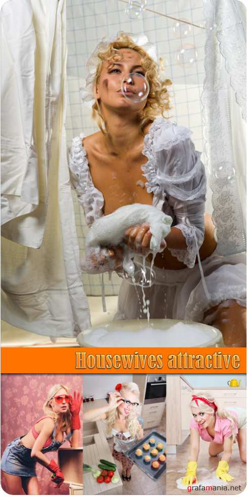 Housewives attractive