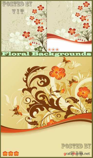 Floral Backgrounds 83