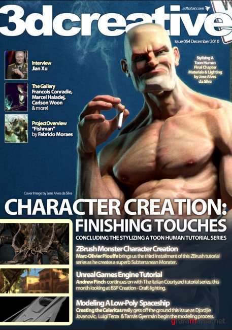 3DCreative - Issue 64