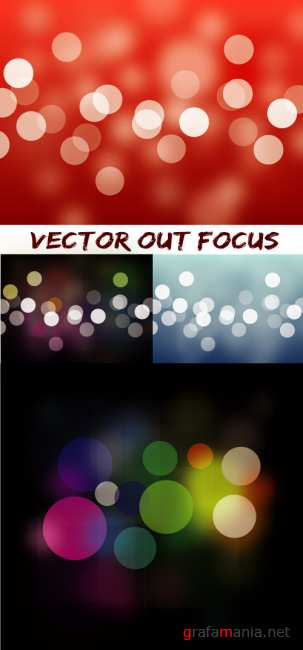 Vector out focus