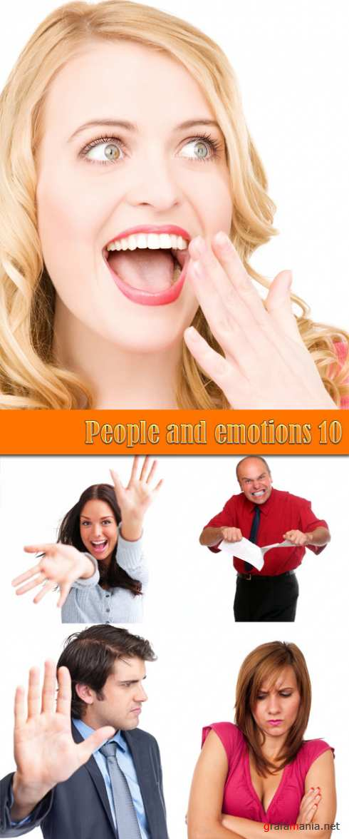 People and emotions 10