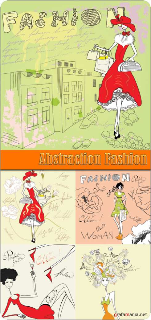 Abstraction Fashion