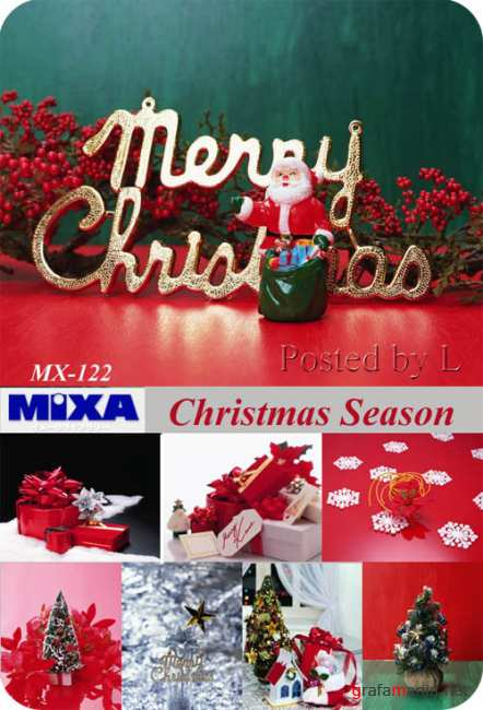 MX-122  Christmas Season