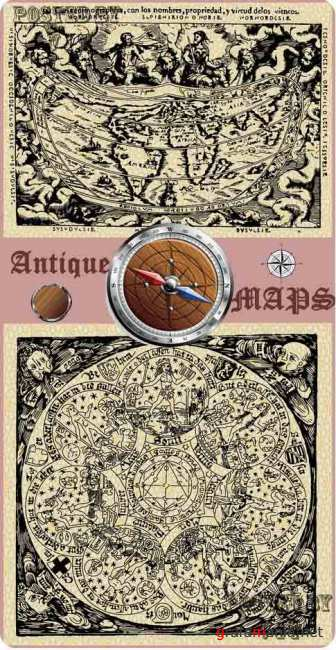 Antique Maps 9