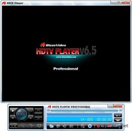 BlazeVideo HDTV Player Pro v6.5