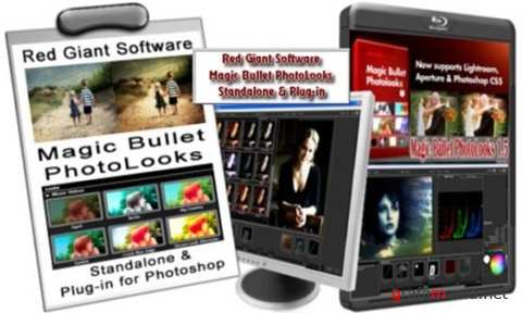 Red Giant Software: Magic Bullet PhotoLooks 1.5 (32/64 Bit)