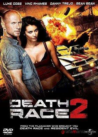 ����������� ����� 2: ������������ ��� / Death Race 2 (2010/DVDRip/ENG)