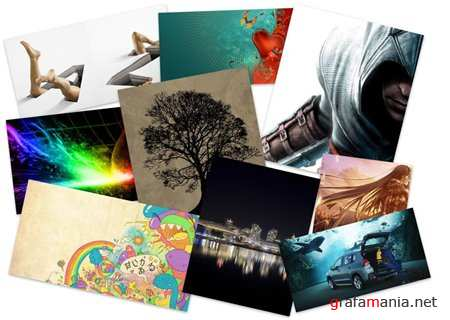 30 Cool Mix HD Color Wallpapers