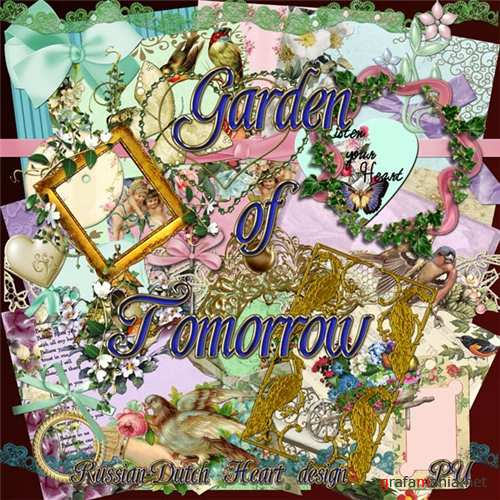 Garden of Tomorrow - scrap