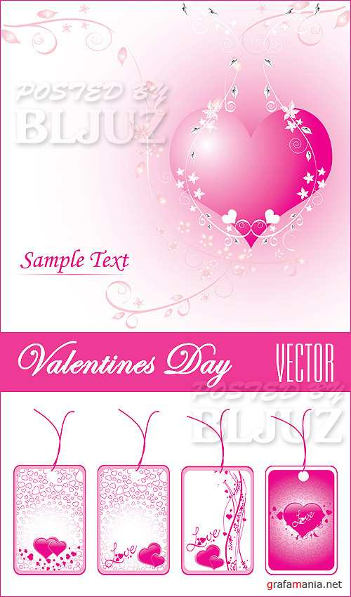 Valentines Day Vector 04
