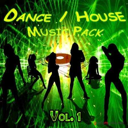 Dance & House Music Pack Vol.1 (2011)