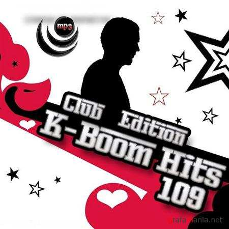 K-Boom Hits 109 (Club Edition) (2011)
