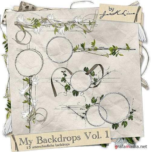 Клипарт – My Backdroups