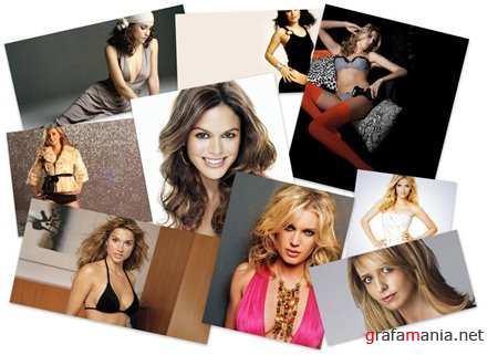 30 HD Excellent Women Color Wallpapers