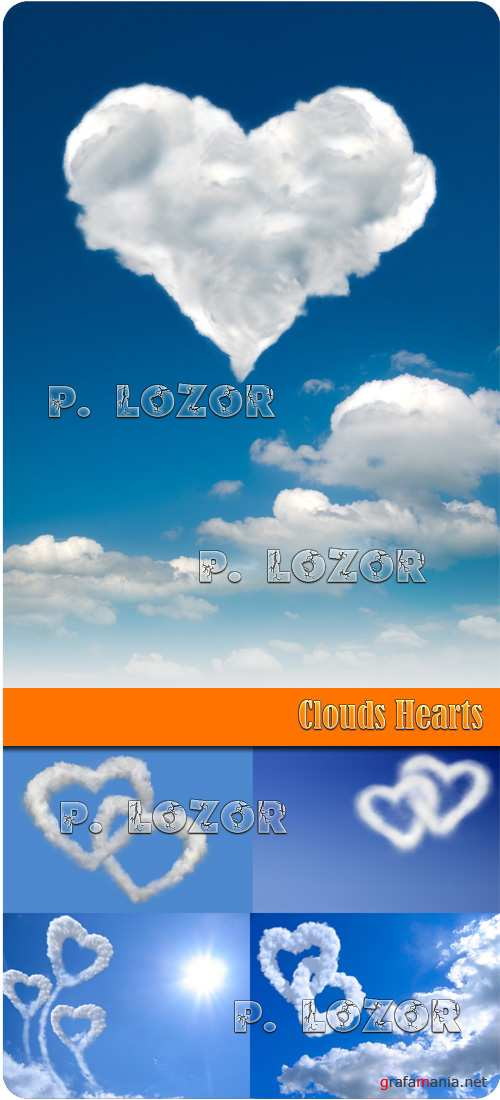 Clouds Hearts