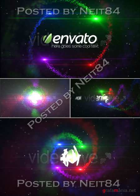 Videohive After Affect Project Magical Logo Intro