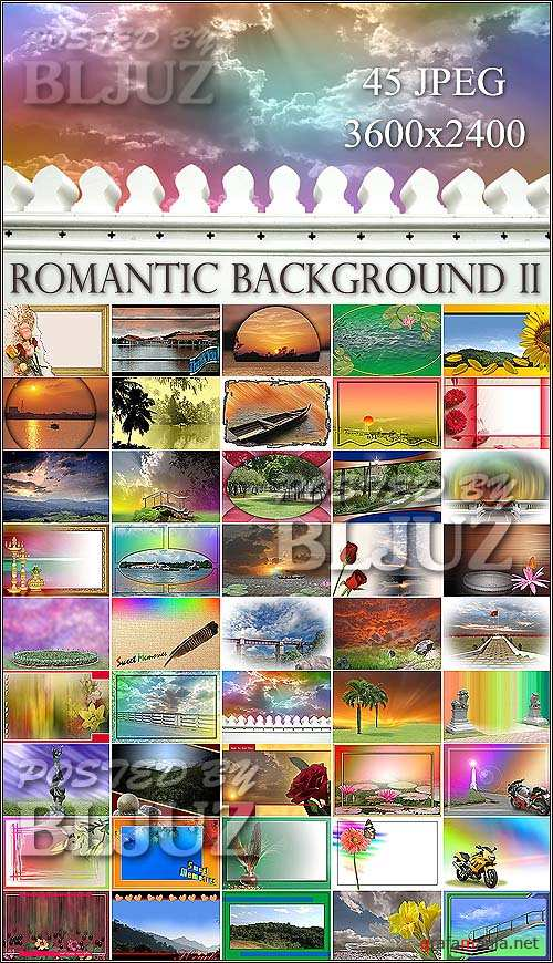 Romantic Background 2