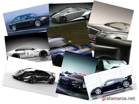 55 Different Mega Cars Full HD Wallpapers