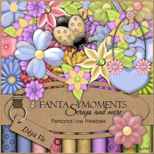 �����-����� - Fantasy moments: Deja-Vu