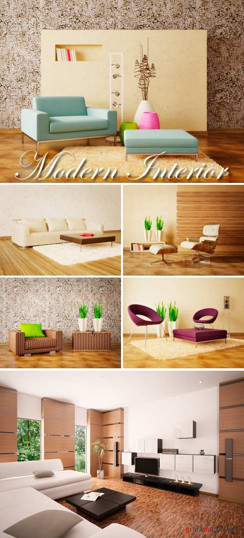 Stock Photo - Modern Interior