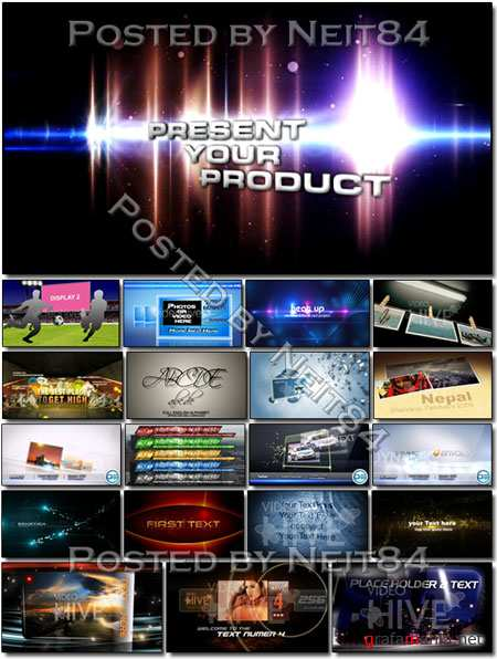 20 Template AE Project Reupload for Designer P4