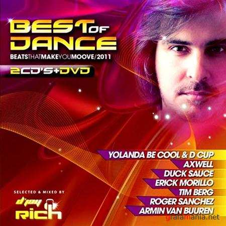 Best of Dance - Beats That Makes You Move 2011