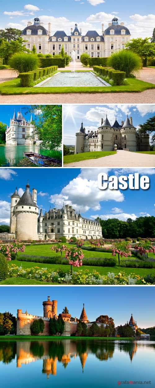 Stock Photo - Castle