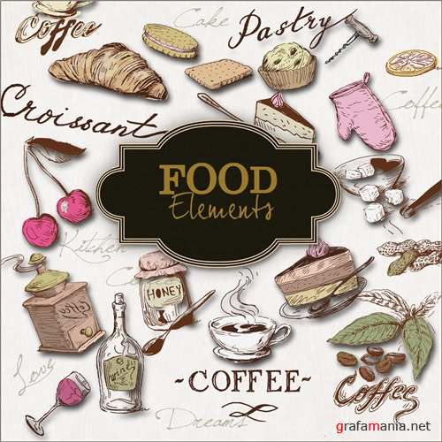 Food elements kit