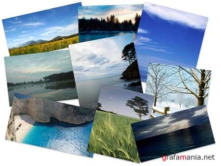 50 Exelent Nature Landscapes HQ Wallpapers
