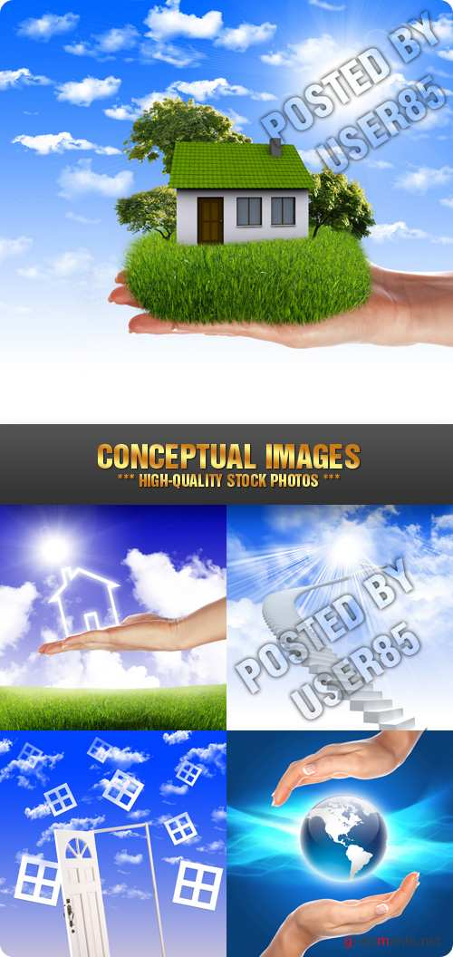 Stock Photo - Conceptual Images