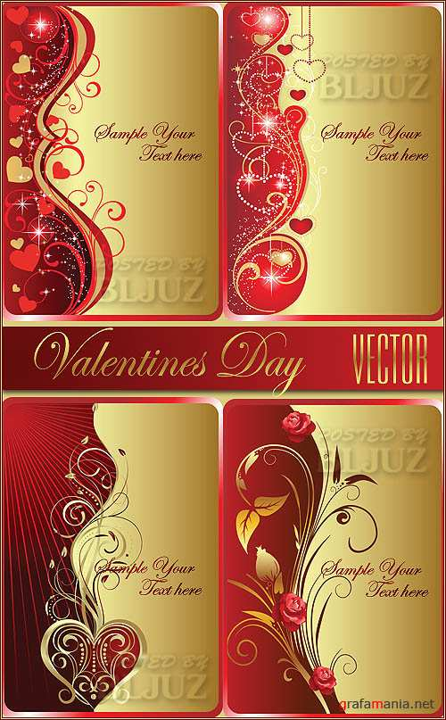 Valentines Day Vector 11