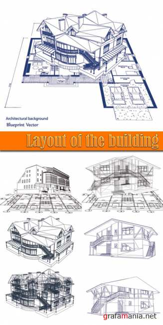 Layout of the building