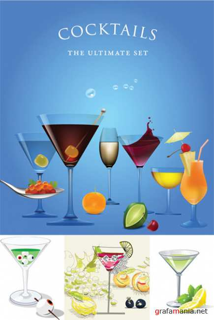 Coctails - The Ultimate Set