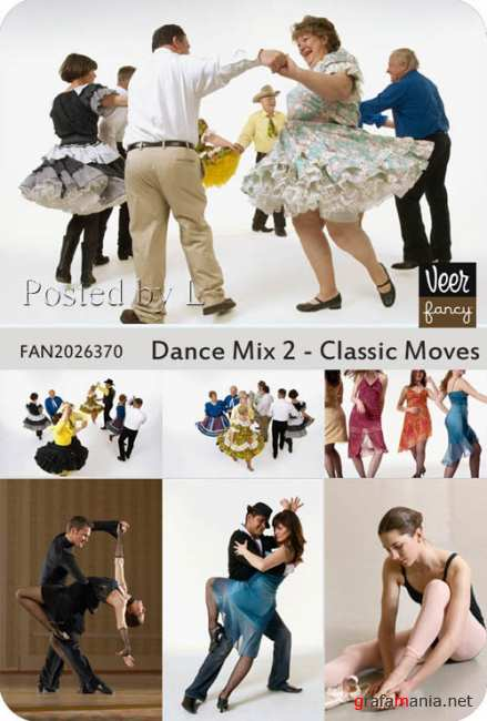 Dance Mix 2 - Classic Moves