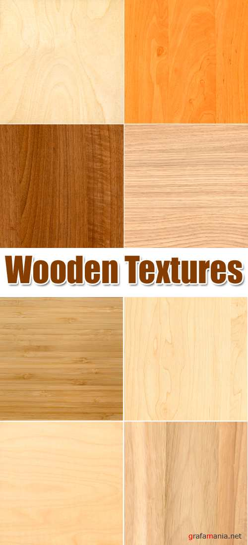 Stock Photo - Wooden Textures 3
