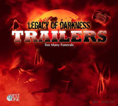 Music for AE & edition WOM 102 Legacy of Darkness Trailer